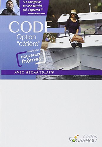 CODE ROUSSEAU CODE OPTION COTIERE 2015