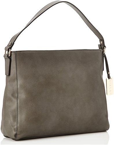 Sisley - Rebel 153, Borsa da donna grigio (002 dark grey)