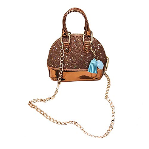 XZDCDJ Crossbody Tasche Damen UmhängeTaschen Daypacks Mode Kindertasche Wilde Schulter Umhängetasche Coin Purse Pack Für Kind -