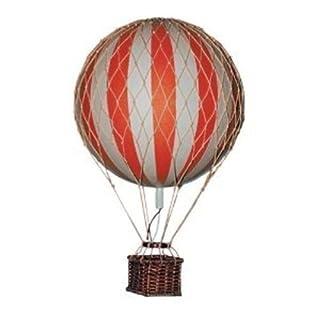 Authentic Models - Dekoballon - Ballon Rot - 8 cm
