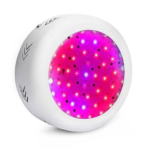 eSavebulb 150W UFO LED Pflanzenlampe für Kraut Blume Zimmerpflanzen Wachsend Hydroponisches System Vollspektrum Wachsen Licht