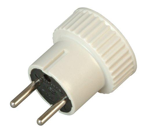 E-stecker Duo (Kopp 176501080 Reise-Stecker-Adapter für Südeuropa)