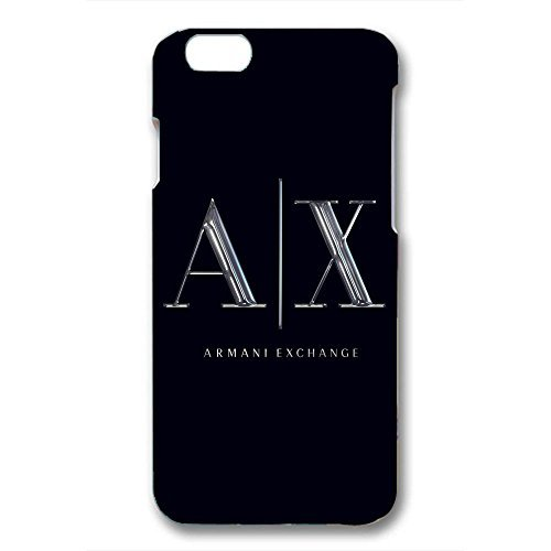Customized Armani Exchange logo phone diseño clásico funda carcasa para  carcasa golfdesign iphone 6 6S 9e3a832b400