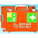 Söhngen Erste-Hilfe-Koffer Quick-CD Kombi Orange 'Kindergarten' Orange