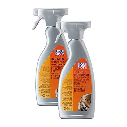 2x LIQUI MOLY 1543 Insekten-Entferner Insektenreiniger 500ml