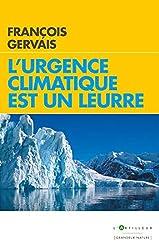L'urgence climatique est un leurre