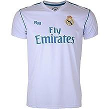 Real Madrid Replica hogar – Camiseta de fútbol para Hombre, Hombre, Replica Domicile,