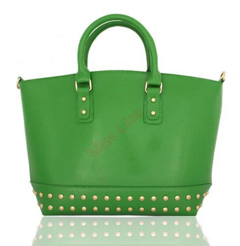 Miss Lilac, Borsa a spalla donna (x1251-Green)