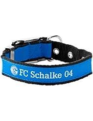FC Schalke 04Collier pour chien Grand format 45–60cm