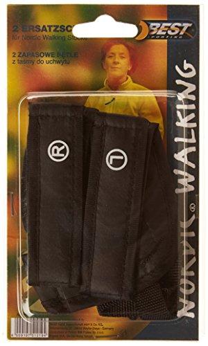 Sport Nordic Walking Handschlaufe–Schwarz