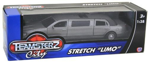 teamsterz-stretch-limo-limousine-car-toy-with-light-and-sound-grey