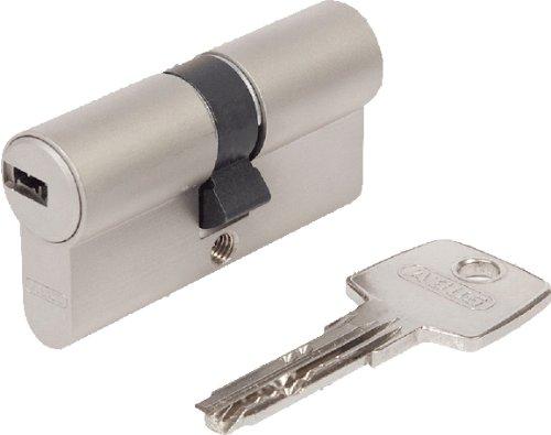 ABUS Profilzylinder Zylinder Türzylinder EC550 EC 550 inkl. 5 Schlüssel 30/30