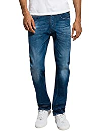 Replay Grover, Jean Droit Homme, Bleu