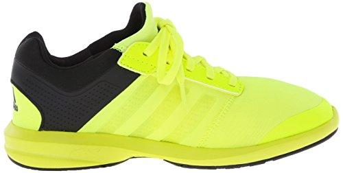 adidas Unisex, bambini Adidas S-flex K scarpe sportive Yellow/Black/Black
