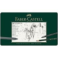 Faber-Castell - Matite Pitt Graphite Large