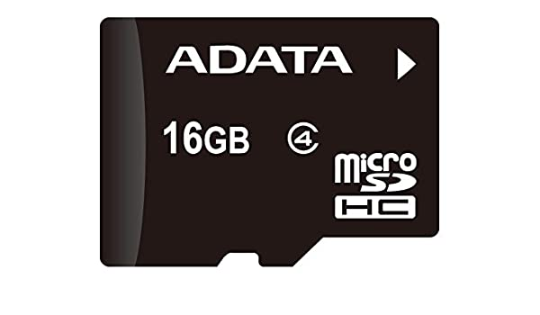 69605787c ADATA 16GB microSDHC Class 4 Memory Card with Adaptor (AUSDH16GCL4-RA1) - Buy  ADATA 16GB microSDHC Class 4 Memory Card with Adaptor (AUSDH16GCL4-RA1)  Online ...