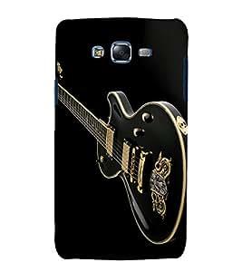 printtech Cool Guitar Music Back Case Cover for Samsung Galaxy J2 / Samsung Galaxy J2 J200F