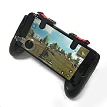 Pubg Mobile Gamepad Pubg Controller for Phone L1 R1 Grip with Joystick / Trigger L1 R1 Pubg Fire Buttons for iPhone Android IOS