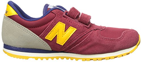 New Balance KE420 Hook and Loop KE420BYY, Scarpe sportive Bordeaux
