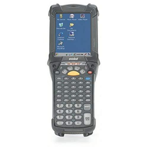 Zebra MC92 Gun, 802.11A/B/G/N 2D Long Range, MC92N0-GP0SYAQA6WR (2D Long Range Imager (SE4600), VGA Color, 1GB Ram/2GB Flash, 28 Key, WE 6.5.x, BT, IST, RFID) -