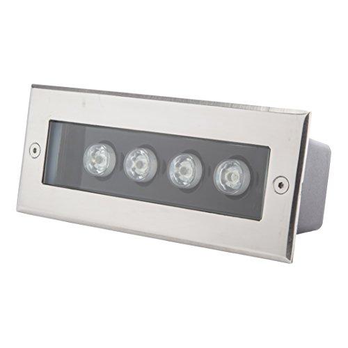 Greenice | Foco LED Empotrar Rectangular IP67 4W 360Lm 30.000H Cecilia |...