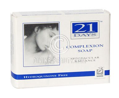 21 Days Complexion Soap