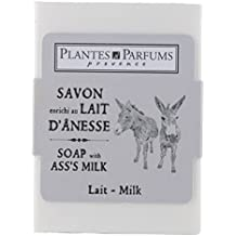 """Pflegende Seife mit Eselsmilch der Duftnote """"Milch"""" (Lait), 100 g"""