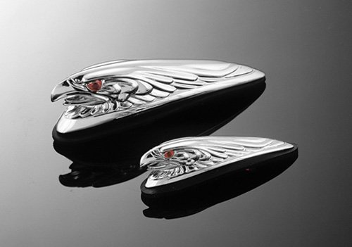 Eaglehead Fender Ornament Small