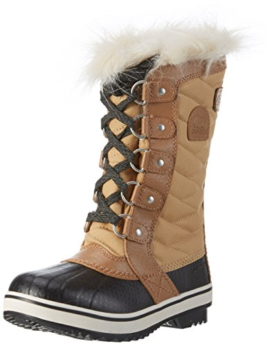 Sorel Tofino Ii, Bottes de Neige Fille Marron (Curry/Reef 373)