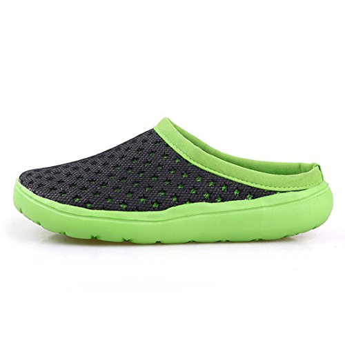 Men's Mesh Lightweight Outdoor Beach Casual Shoes green