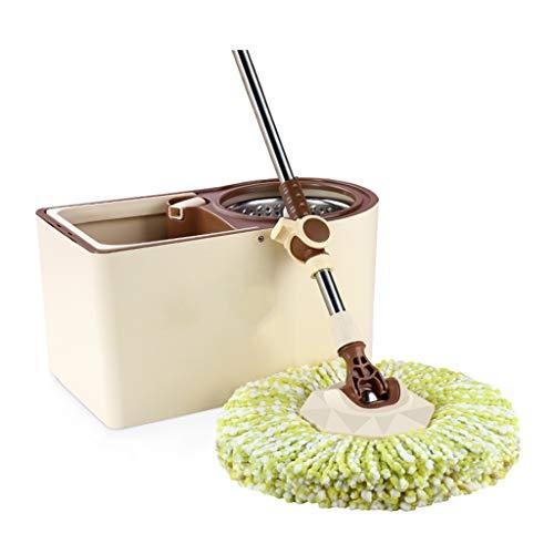 Mopa rotativa Mopa doméstica Cucharón Presión manual