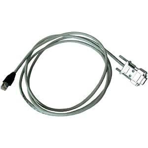 Câble de communication RS232 (9 broches) pour les alimentations de laboratoire et Z + Genesys TDK-Lambda Z-232-9