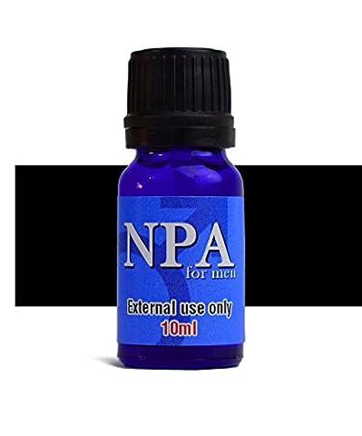 NPA Man additif phéromone pur 10ml aceite base mix > se démarquer de la foule!
