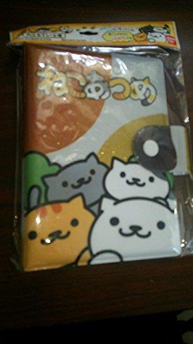 Neko Atsume Negori Sailing Book Set Sharing Book + Negori Seal 3 Types