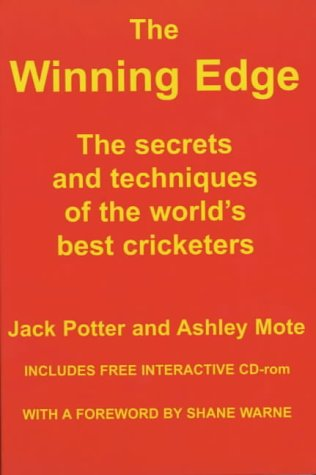 Winning Edge: The Secrets and Techniques of the World's Best Cricketers por Jack Potter