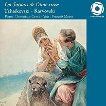 Les Saisons de l'âme russe / 1 CD