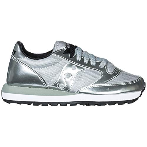 Saucony scarpe sneaker donna jazz original vintage s1044-461 argento