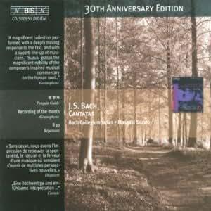 Bach: Cantatas, Vol 10 (BWV 105, 179, 186) /Suzuki - 30th Anniversary Edition