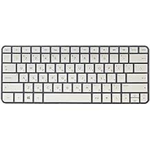 MiNGFi Europa US/EU/ES Tipo Silicone Cubierta del teclado / Keyboard Cover para HP Spectre XT 13 Ultrabook 13-2*** Spectre X360 13.3 13t 13-4*** - Transparente