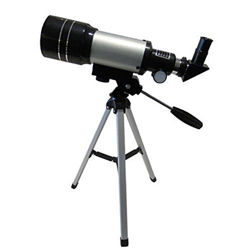 Lzndeal Espacio Telescopio astronómico Aire Libre,De