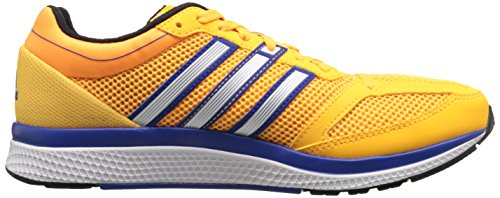 Adidas Performance zéro Bounce M Running Shoe, noir / or métallique / blanc, 6 M Us Gold/Collegiate Royal/White