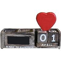 Day to Remember Pen Holder - Natural and Red Heart preisvergleich bei billige-tabletten.eu