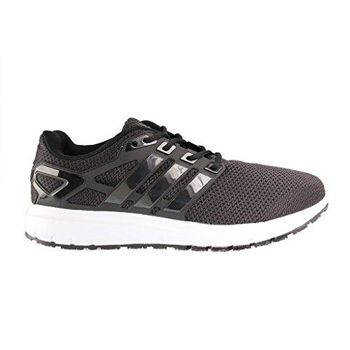 adidas - Energy Cloud Wtc, Scarpe da corsa Uomo Nero (Core Black/utility Black/core Black)