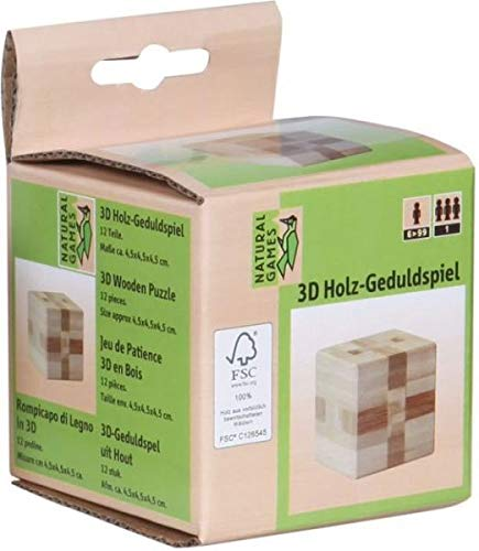Vedes Großhandel GmbH 61421084 Natural Games - Juego
