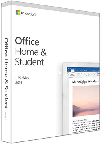 Microsoft Office 2019 Home & Student 1 licenza/e Multilingua