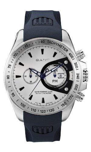Gant Watches Men's Quartz Watch W10386 with Rubber Strap