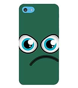 PrintVisa Designer Back Case Cover for Apple iPhone 5c (Cartoon design :: Animated design :: Silly design :: Beautiful design :: Funny design)