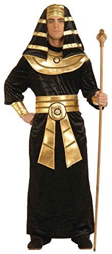 Für Erwachsenen Schwarzen Pharao Kostüm - Unbekannt Aptafêtes-cs968895-Kostüm