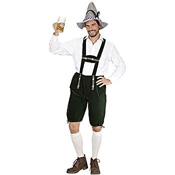 Costume Salopette da Tirolese Classico Festa della Birra San Patrizio