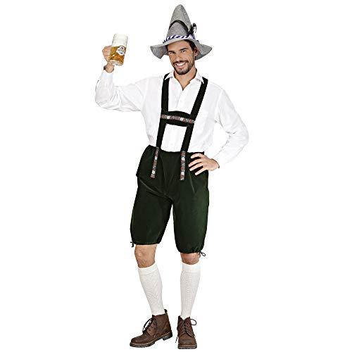 Costume da bavarese/altoatesino, lederhosen, taglia l